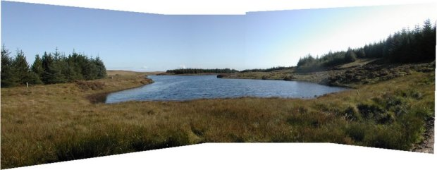 Somewhere between Clachan and Cloanaig, Kintyre, Scotland