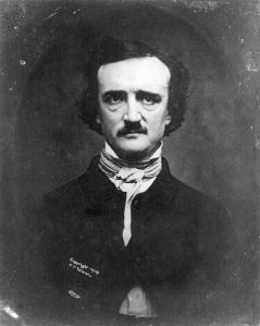 Edgar Allan Poe, 1848, Library of Congress