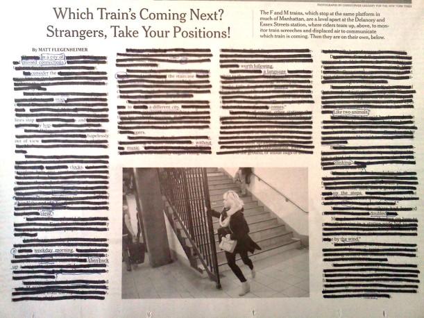 New York Times, Dec. 28, 2012