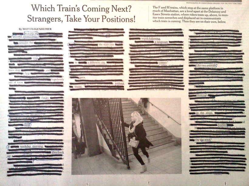 New York Times, Dec. 28, 2012