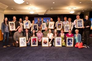 Writers & Illustrator united!