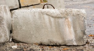 The humble cement block. Photo by Jeremy Price, via Flickr (CC BY-NC-SA 2.0)