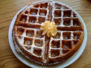 Delicious, but not enough to sustain a novel.  Photo by Christine Lu, via Flickr CC BY-NC 2.0
