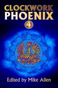 Cover of Clockwork Phoenix 4