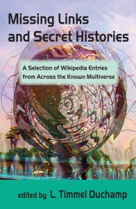 "Cover of ""Missing Links and Secret Histories"""