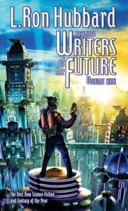 "Cover of ""Writers of the Future Vol. 29"""
