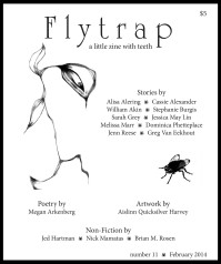 Cover of Flytrap #11