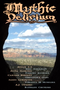 Cover of Mythic Delirium